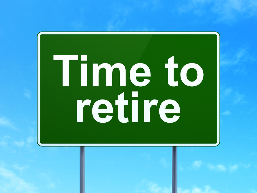 Working Days To Retire