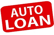 auto loan sign